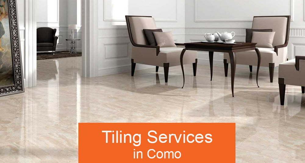 Tiling Services In Como